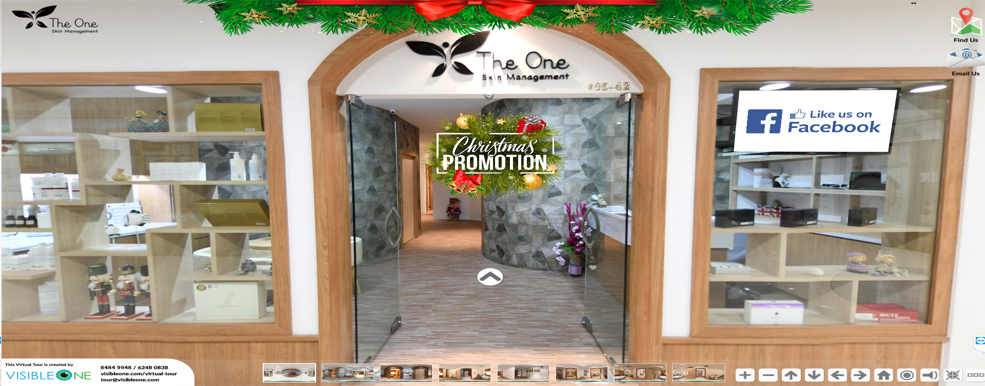 The One Virtual Tour